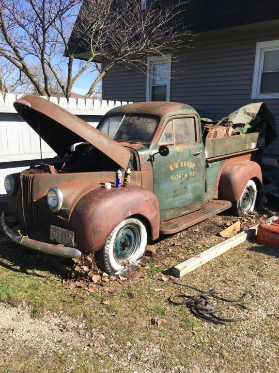 1947 studebaker revival Ca7e5910