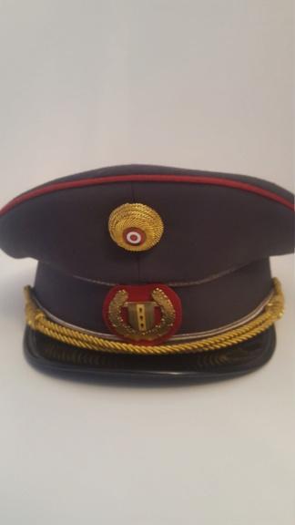 Casquette police autriche 20190611