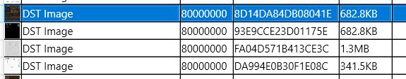[SIMS4/CC] Problème de texture lors de modification de mesh 2019-035