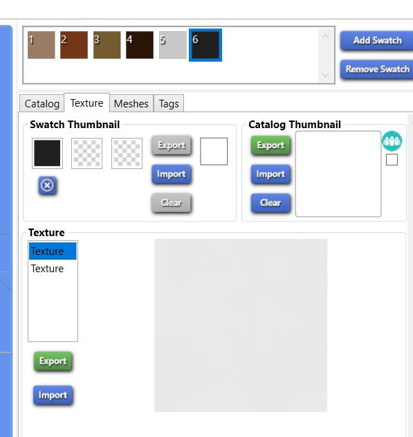 [SIMS4/CC] Problème de texture lors de modification de mesh 2019-040