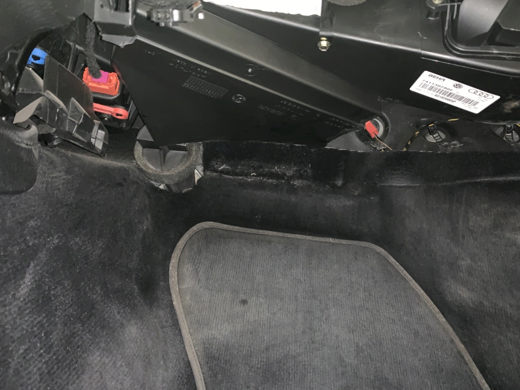 Installation (propre) mano turbo Passat TDI Lfhay610