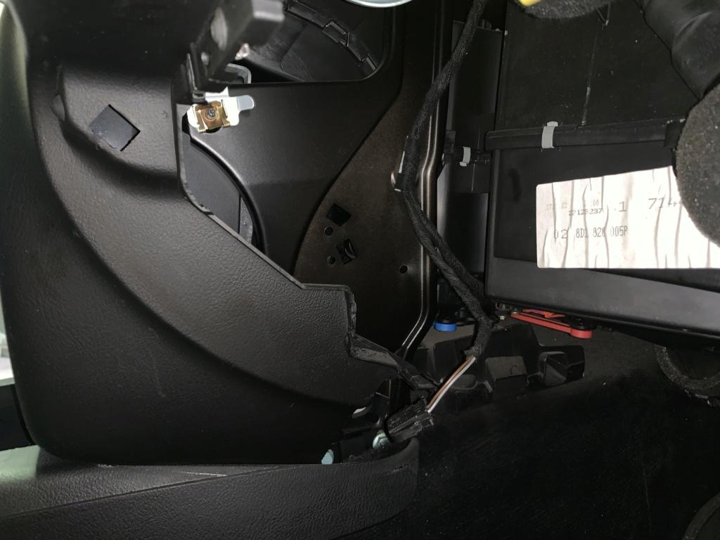 Installation (propre) mano turbo Passat TDI Ttxilp10