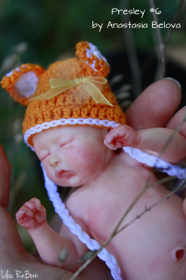 [VENTES] Mini bébé en résine -Presley- 45733013