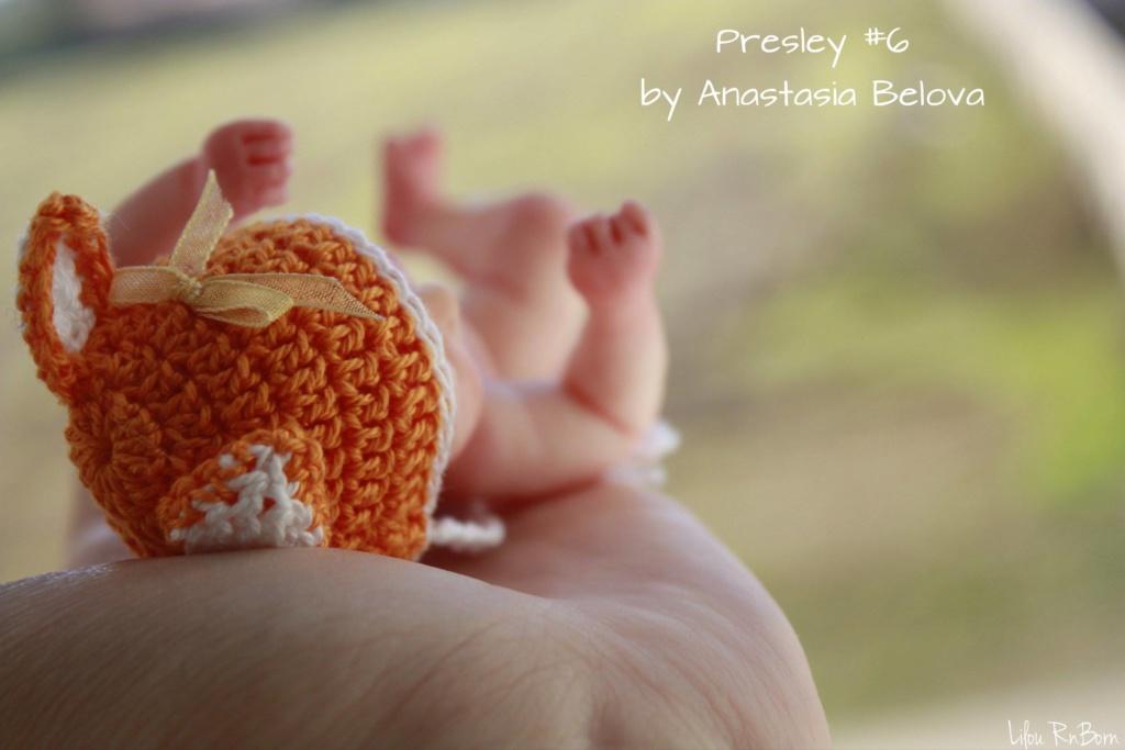 [VENTES] Mini bébé en résine -Presley- 45763712