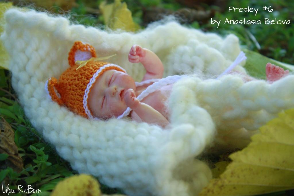 [VENTES] Mini bébé en résine -Presley- 45793313