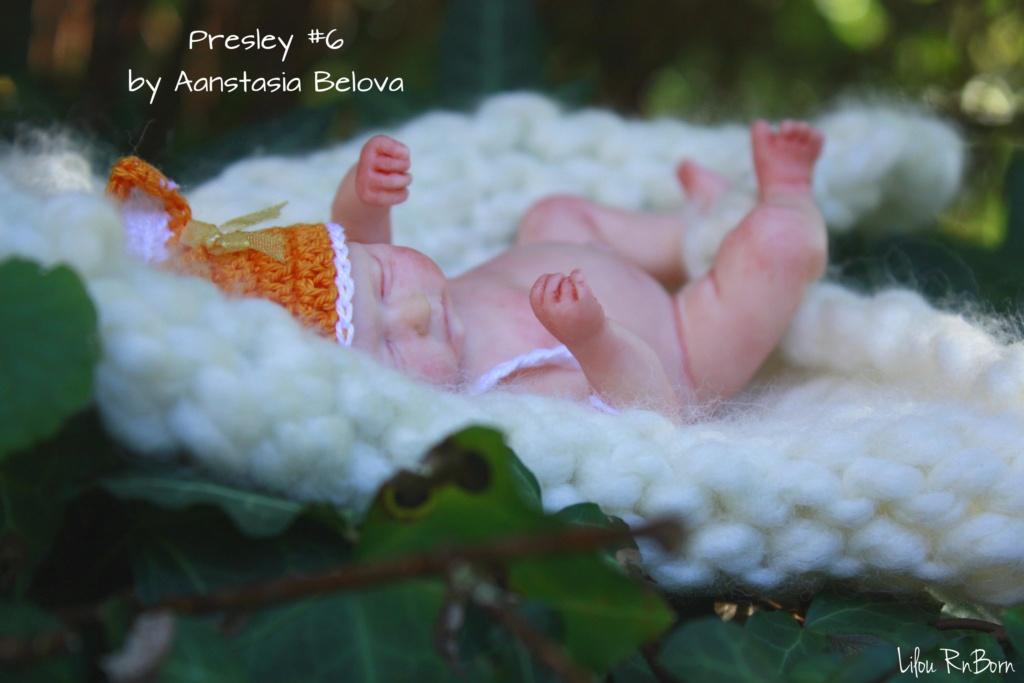 [VENTES] Mini bébé en résine -Presley- 45809412