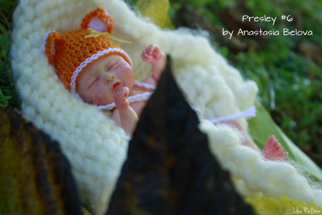 [VENTES] Mini bébé en résine -Presley- 45826210