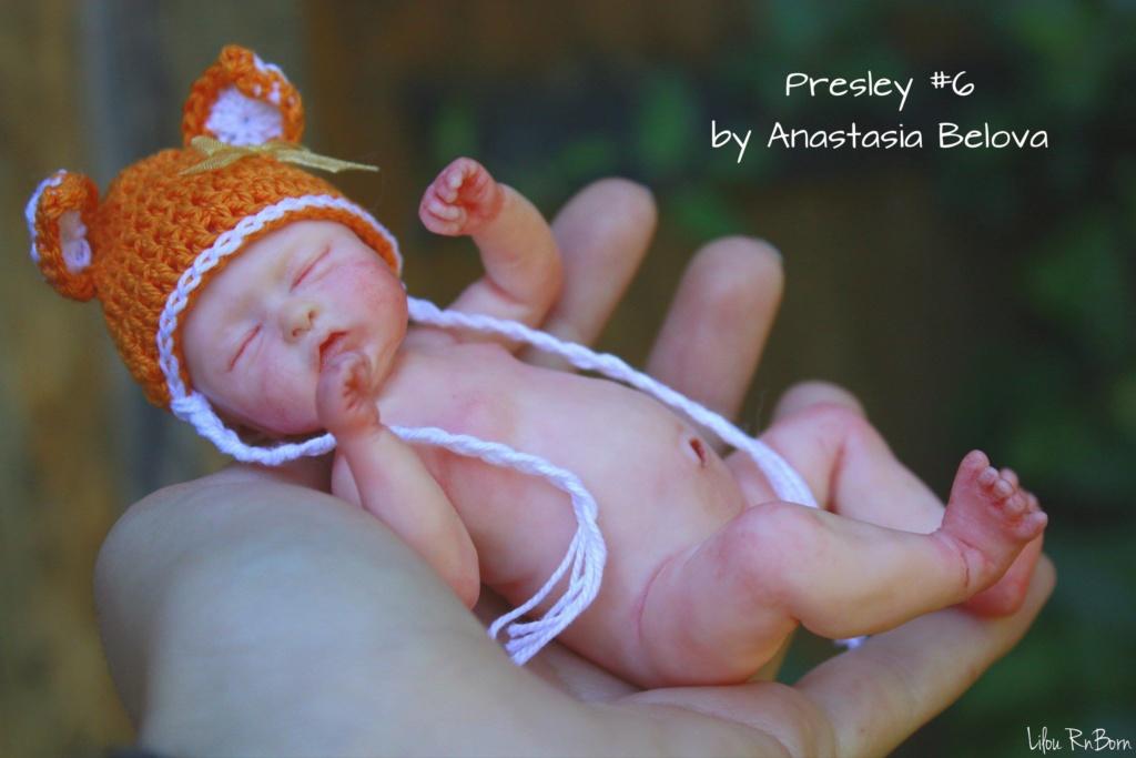 [VENTES] Mini bébé en résine -Presley- 45837010