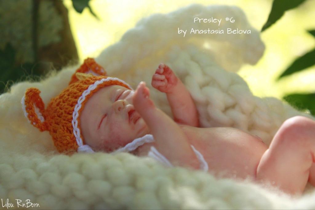 [VENTES] Mini bébé en résine -Presley- 46084710