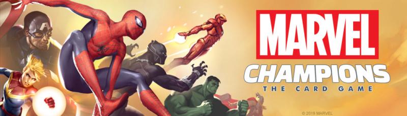 Marvel Champions JCE