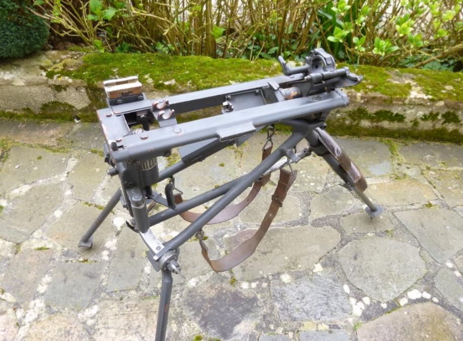 Lafette MG 34 de 1940 20200311