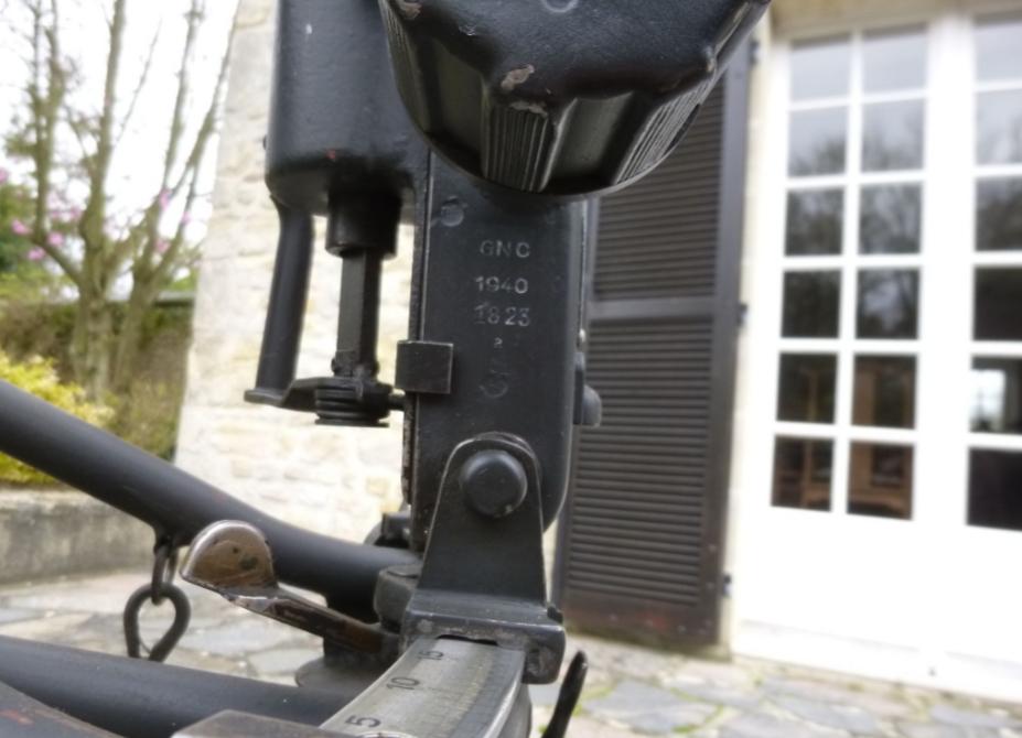Lafette MG 34 de 1940 20200325
