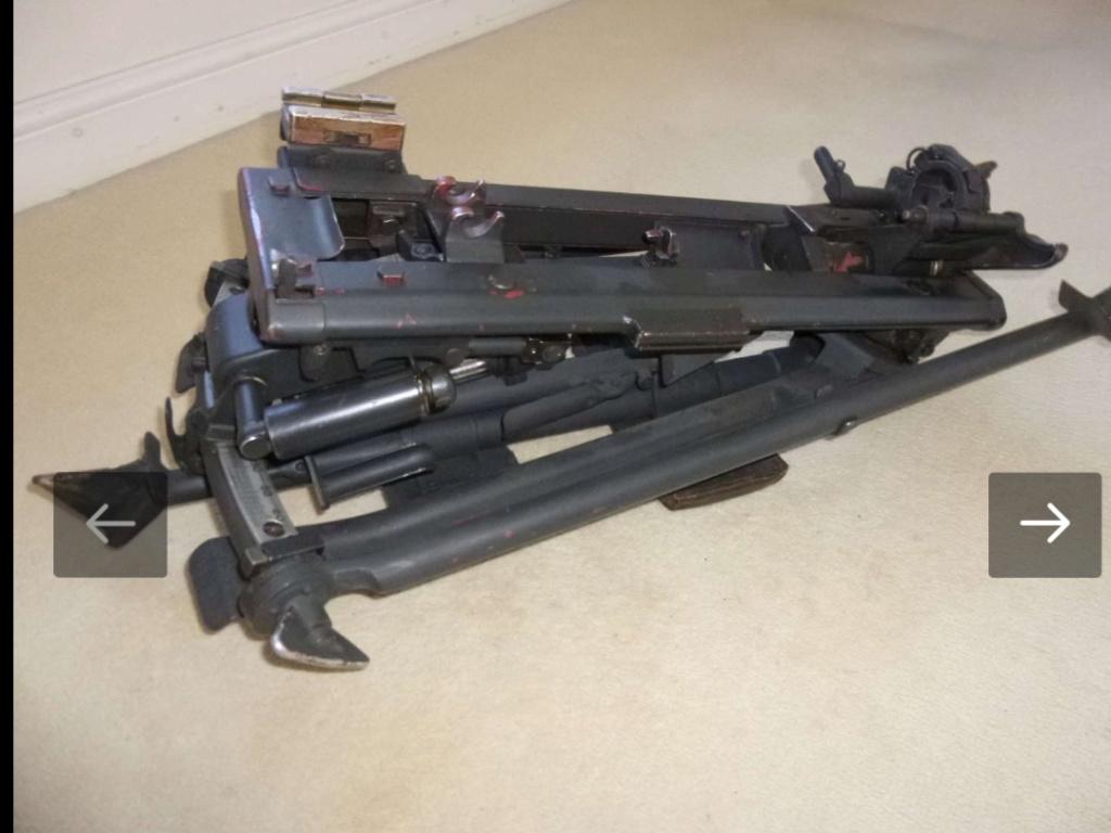 Lafette MG 34 de 1940 20200411