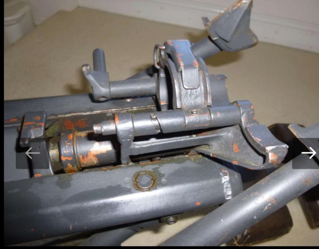 Lafette MG 34 de 1940 20200413