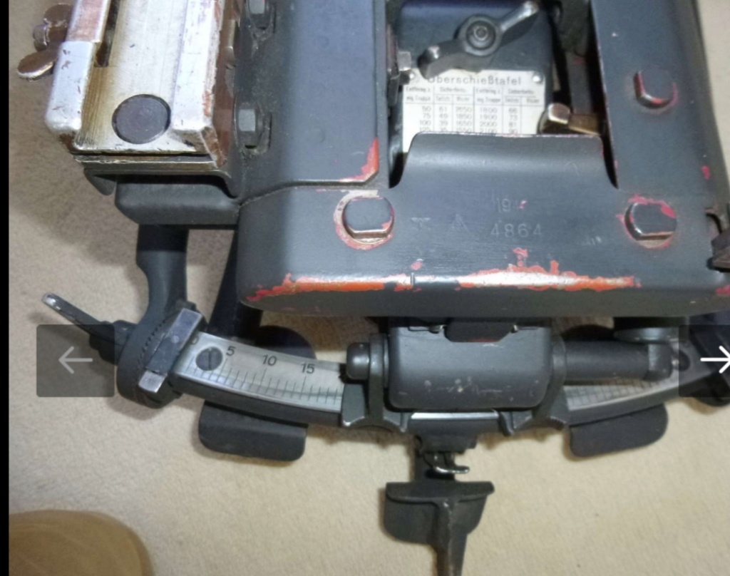 Lafette MG 34 de 1940 20200417