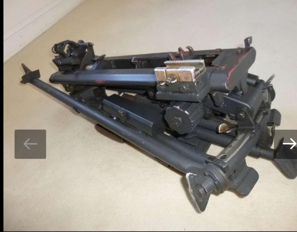 Lafette MG 34 de 1940 20200418