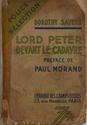 Lord Peter devant le cadavre 2218610
