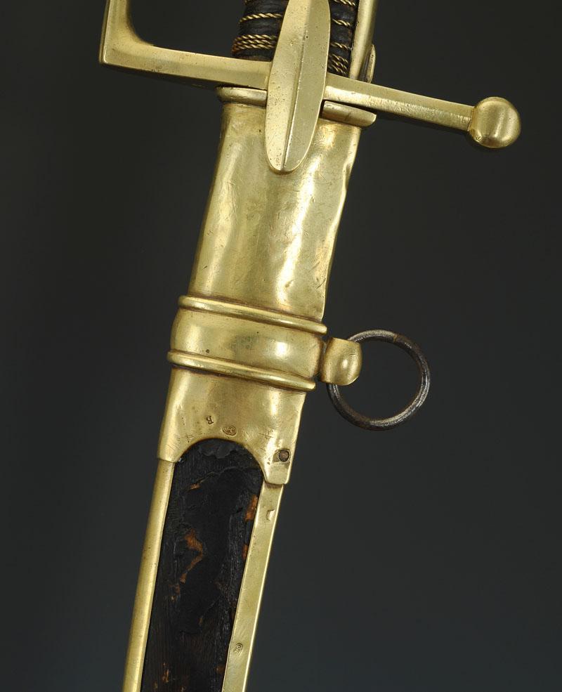 Sabre de Chasseur à Cheval de la Garde Impériale - avec restauration! Produi14
