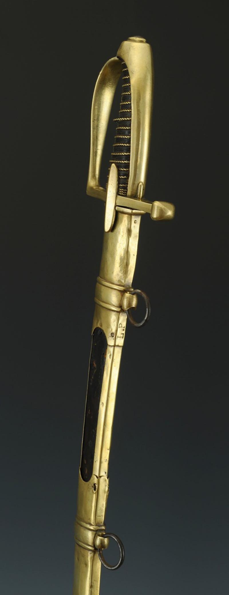 Sabre de Chasseur à Cheval de la Garde Impériale - avec restauration! Produi18