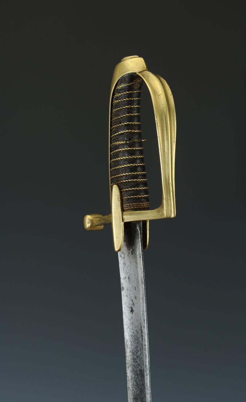 Sabre de Chasseur à Cheval de la Garde Impériale - avec restauration! Produi23