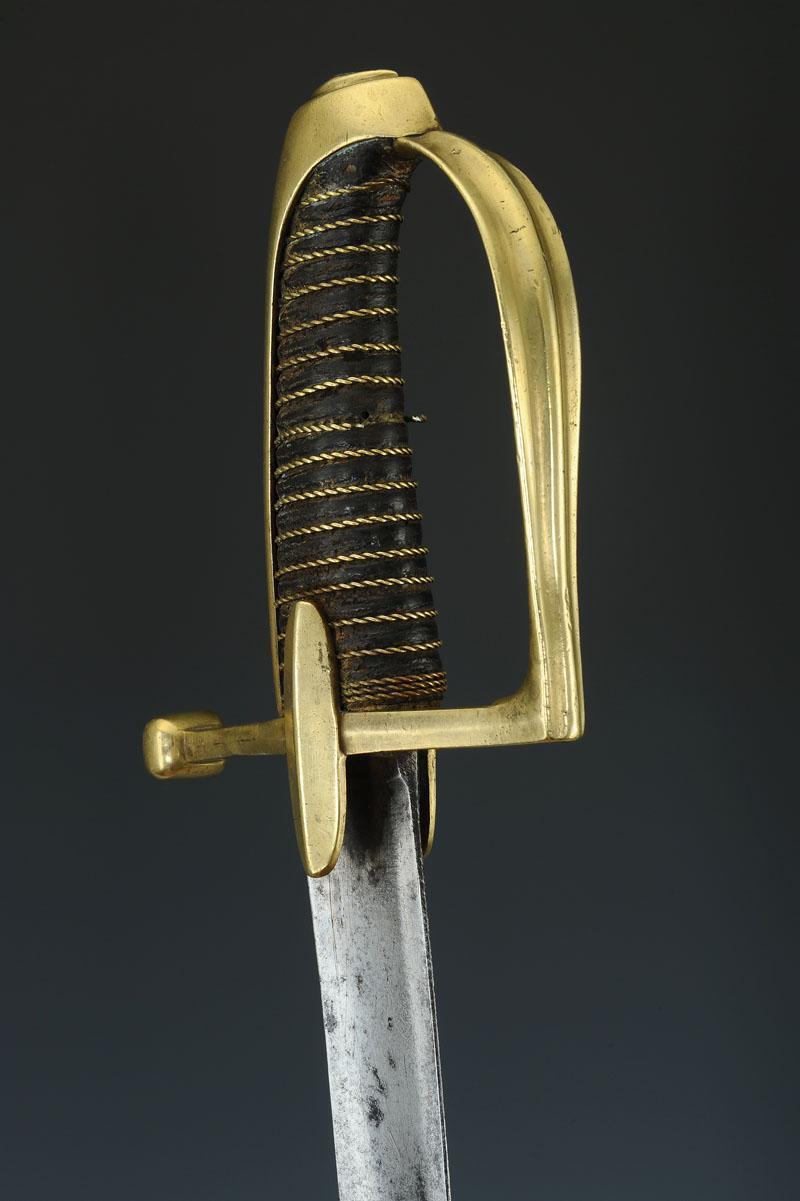 Sabre de Chasseur à Cheval de la Garde Impériale - avec restauration! Produi24