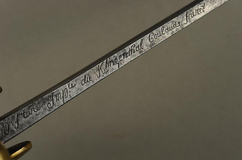 Sabre de Chasseur à Cheval de la Garde Impériale - avec restauration! Produi26