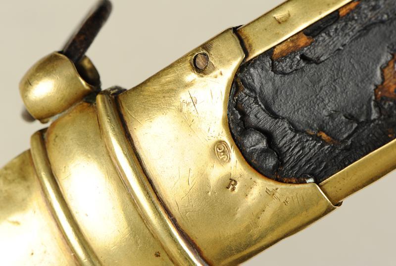 Sabre de Chasseur à Cheval de la Garde Impériale - avec restauration! Produi27