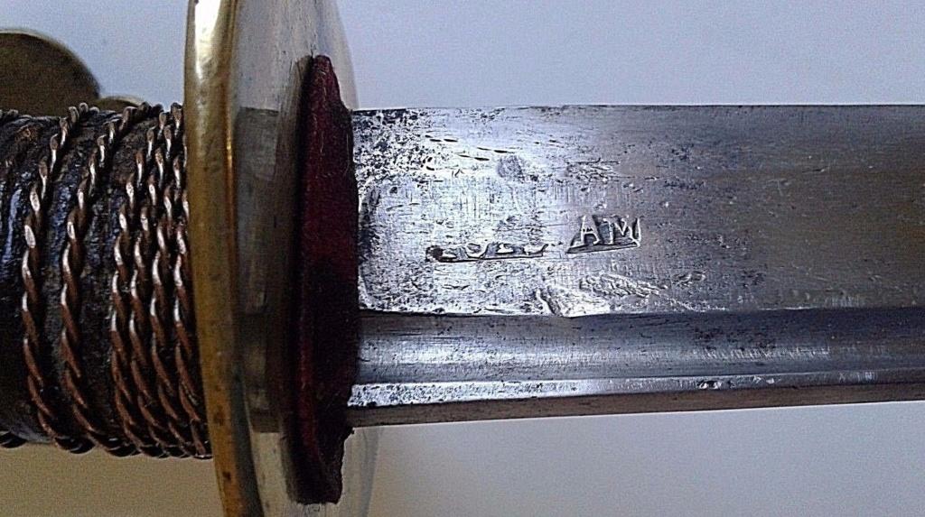 Que pensez-vous de ce sabre du type chasseur à cheval 1790? S-l16014
