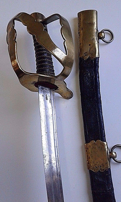 Que pensez-vous de ce sabre du type chasseur à cheval 1790? S-l16015