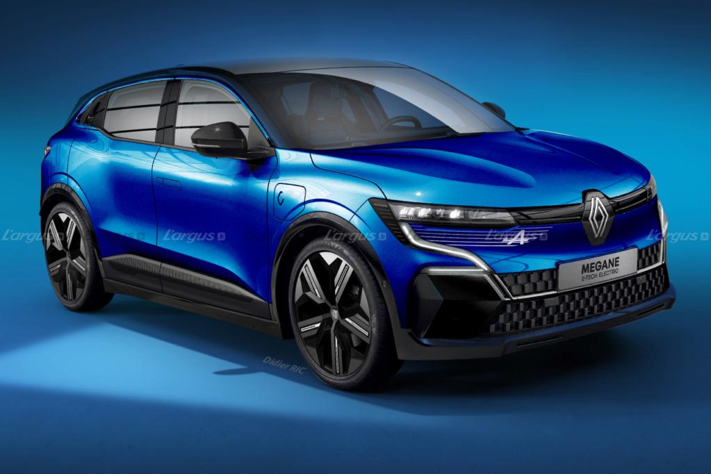 2021 - [Renault] Mégane E-Tech Electric [BCB] - Page 14 Renaul11