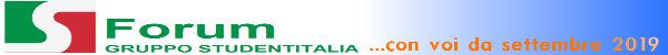 Forum - Gruppo Studentitalia