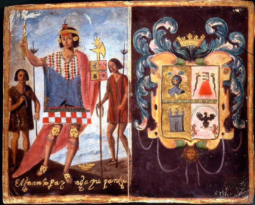 Las mezclas amerindias y europeas - Mestizas y mestizos - Página 28 16722710