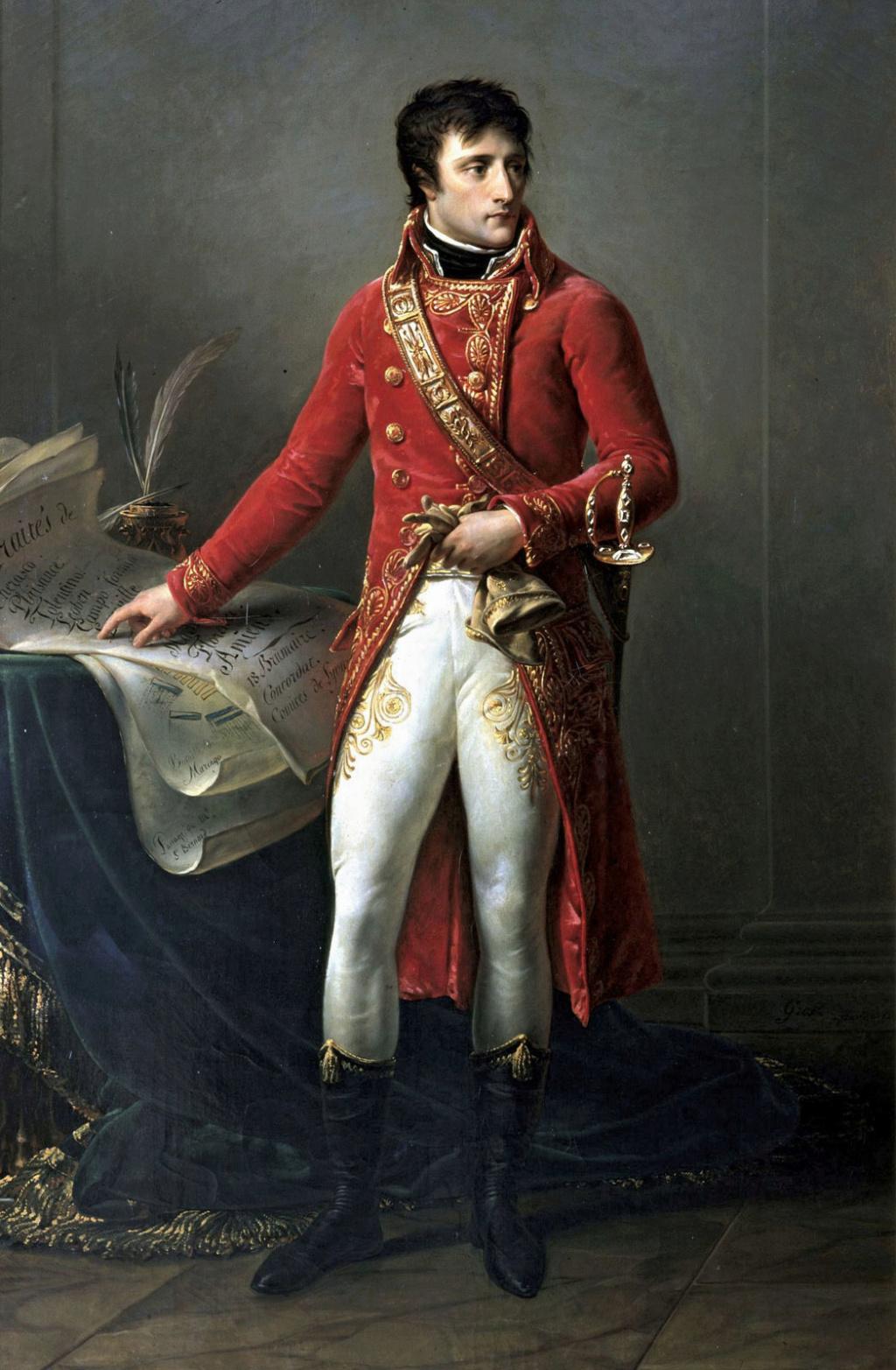 ¿Cuánto mide Napoleón Bonaparte? - Altura - Real height Fuente10