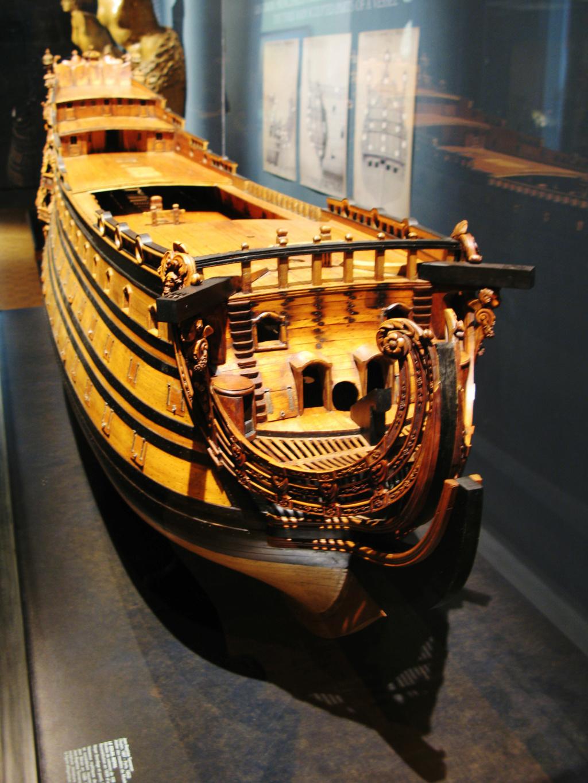 Mon deuxième bateau de Mantua/Sergal,le Soleil royal au 1/77éme de 1693  - Page 33 Tanner12