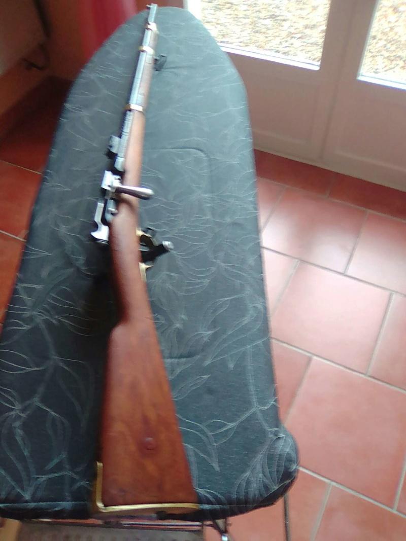 carabine de cavalerie gras Image066
