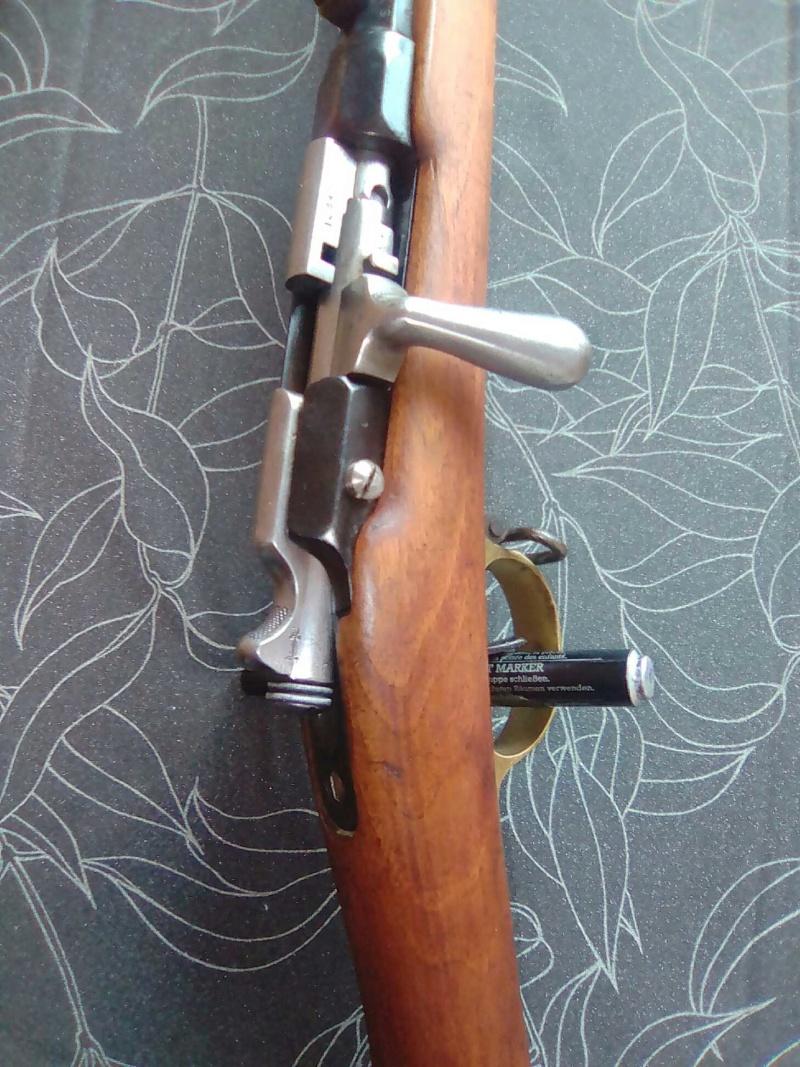 carabine de cavalerie gras Image068