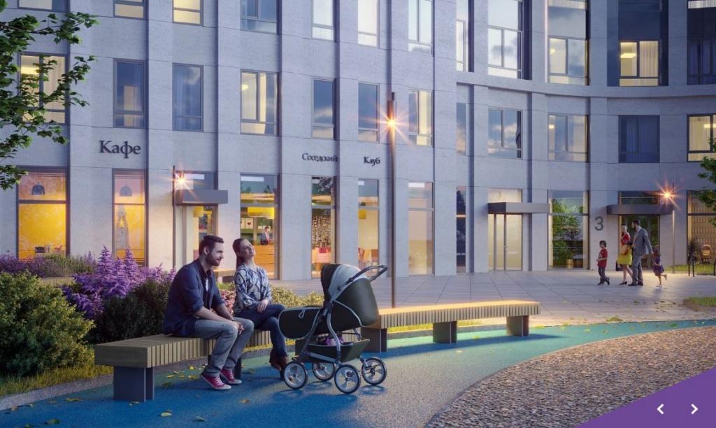 """Коммерческая недвижимость в ЖК """"Крылья"""" - что будет на первых этажах, что осталось в продаже и на каких условиях? E510"""