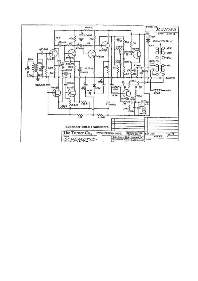 EuroCB - Turner Expander 500 (Micro de table) Page-311