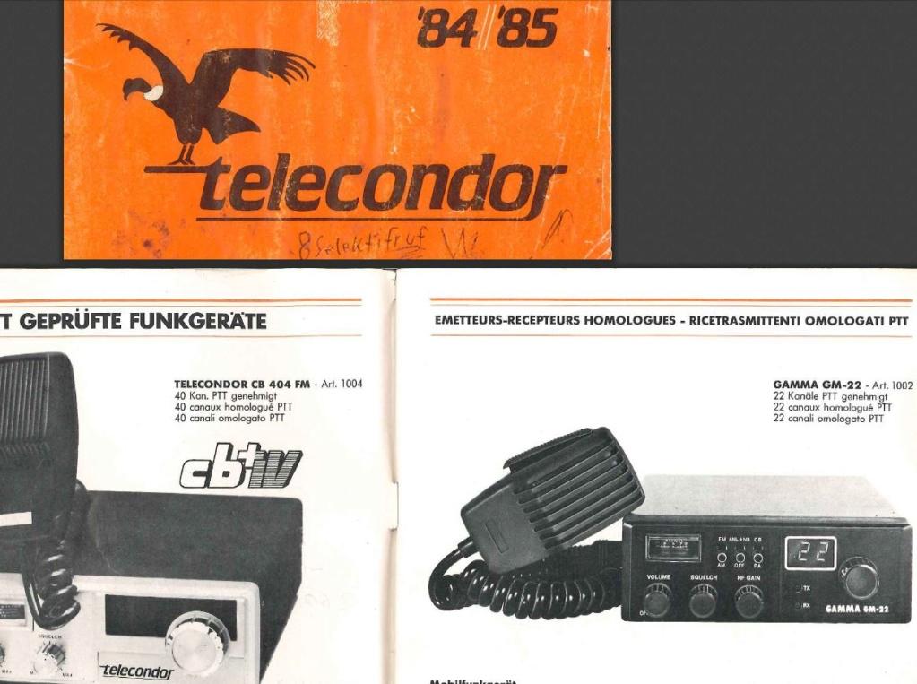 Telecondor Suisse 84/85 Teleco11