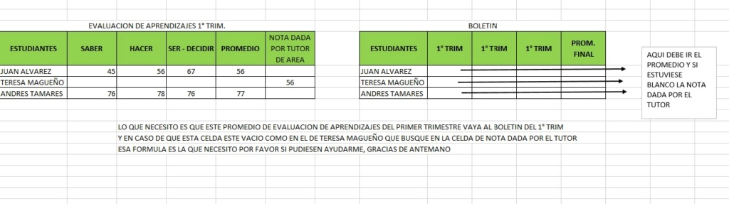 Problemas con formulas de busqueda Para_r10