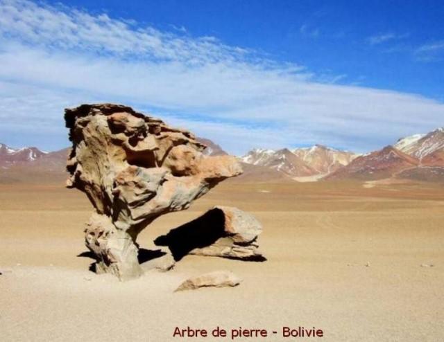 Des rochers extraordinaires * 0213