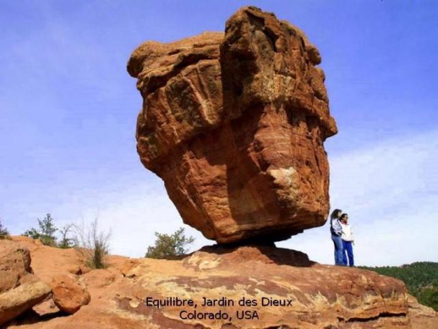 Des rochers extraordinaires * 0412