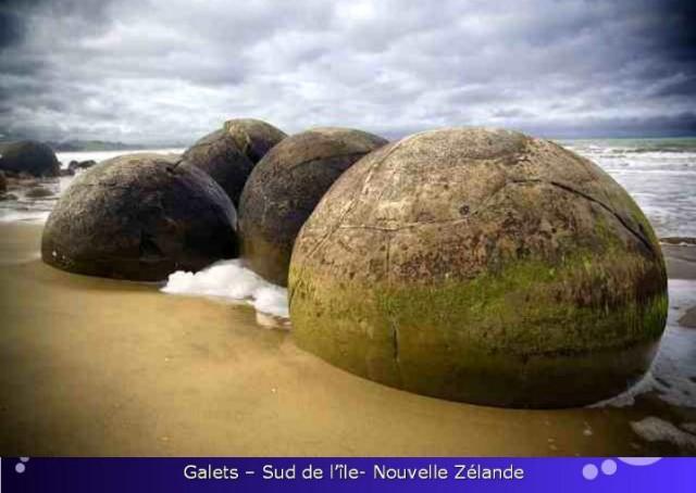 Des rochers extraordinaires * 0512