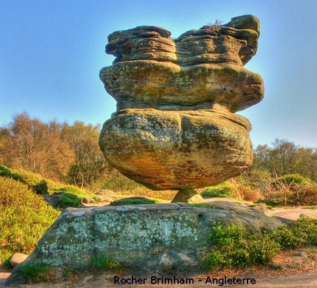 Des rochers extraordinaires * 0612