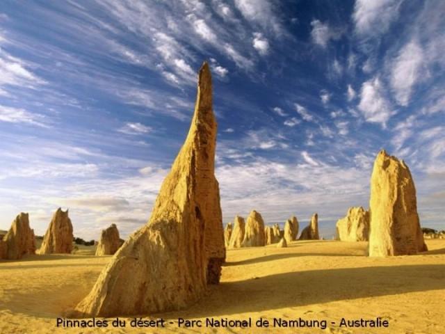 Des rochers extraordinaires * 0912