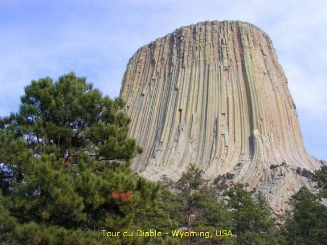 Des rochers extraordinaires * 1012