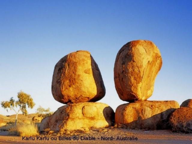 Des rochers extraordinaires * 1412