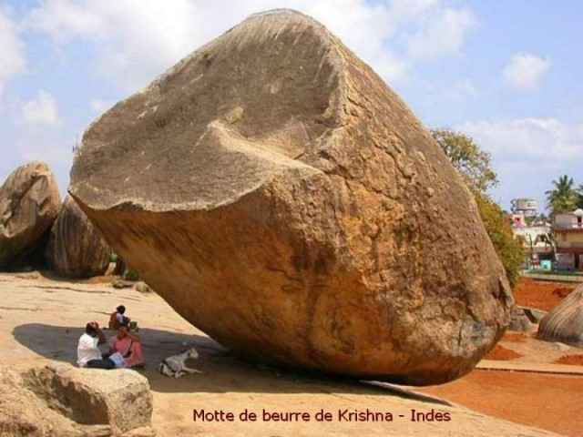 Des rochers extraordinaires * 1512
