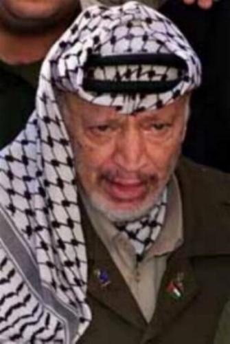 Arafat X_110
