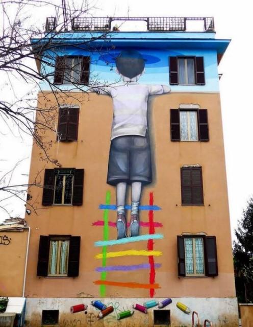 Street art * Xx_1911